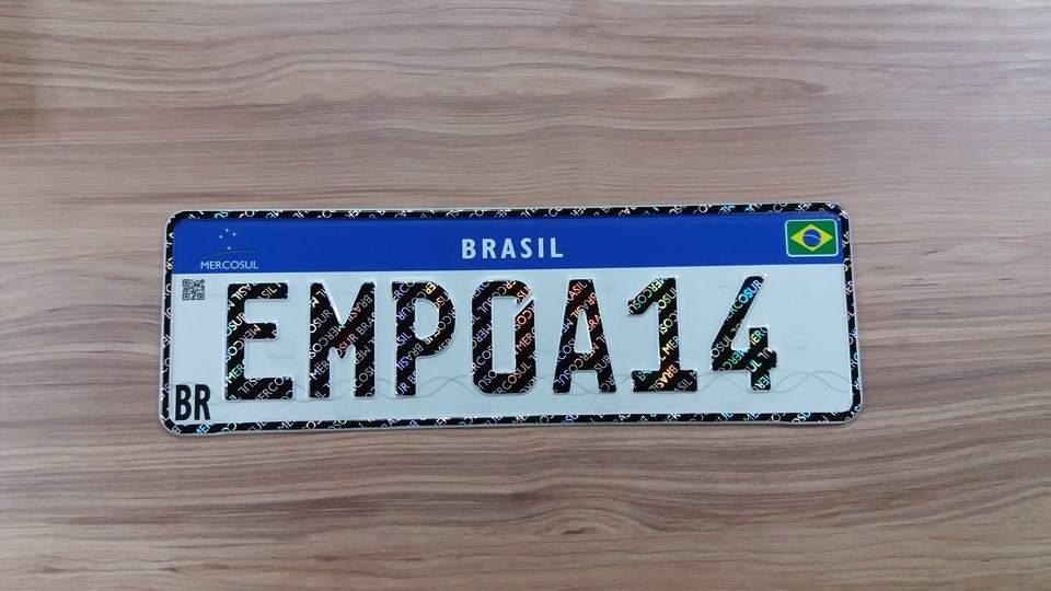 Mais de 4,3 mil carros já estão emplacados no padrão Mercosul no Espírito Santo