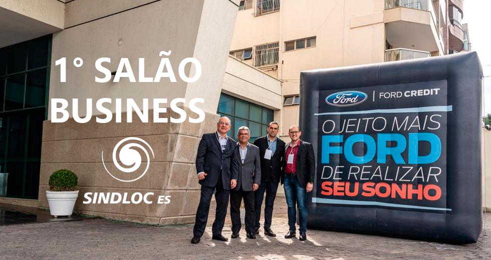 1º Salão Business | Evento do Sindloc-ES fortaleceu a parceria entre locadores, associados e empresários do setor