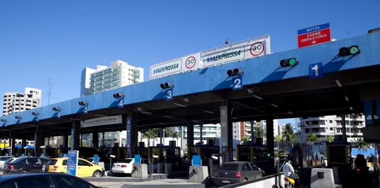 Governo autoriza aumento da cobrança do pedágio na 3ª Ponte a partir de janeiro